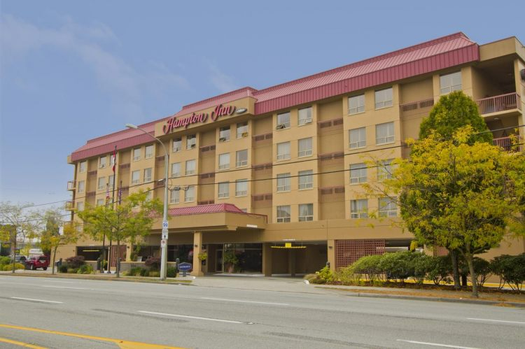 Hampton Inn By Hilton Vancouver-airport/richmond